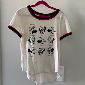 Minnie Disney gap T-shirt XL girls